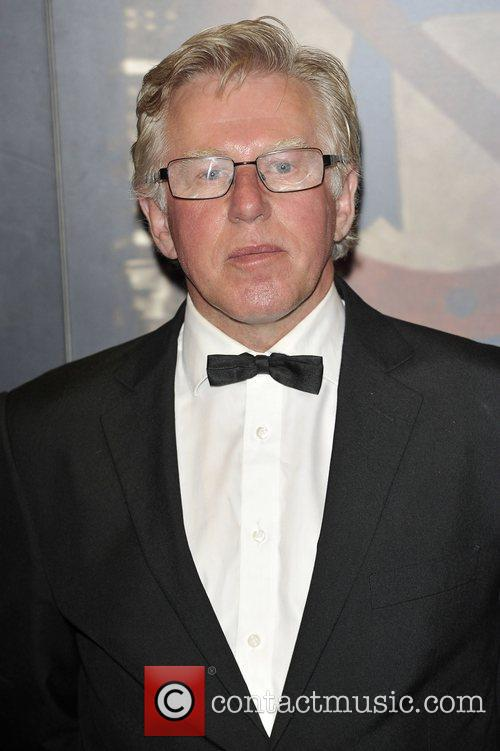 Phil Davis,  at the Specsavers Crime thriller...