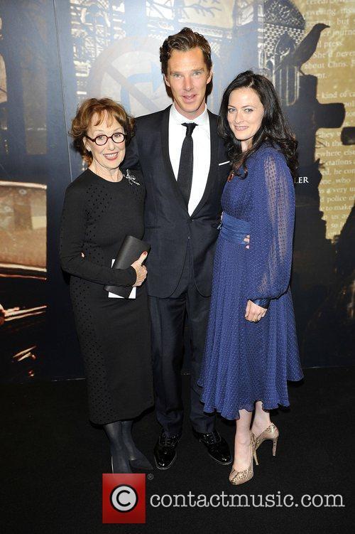 Una Stubbs, Lara Pulver, Benedict Cumberbatch