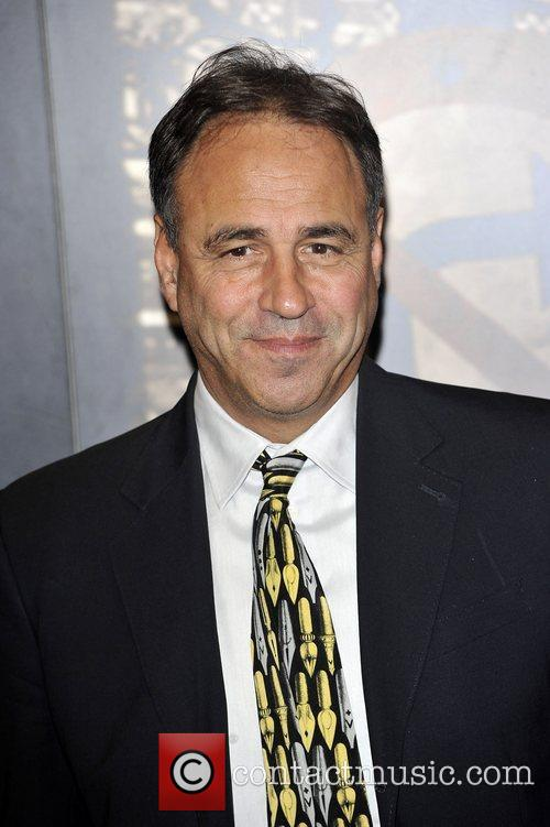 Anthony Horowitz,  at the Specsavers Crime thriller...