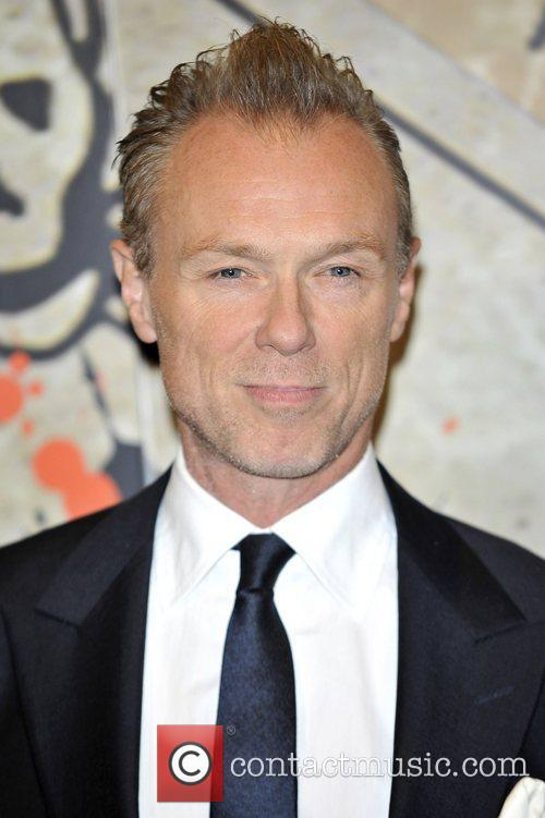 Gary Kemp,  at the Specsavers Crime thriller...