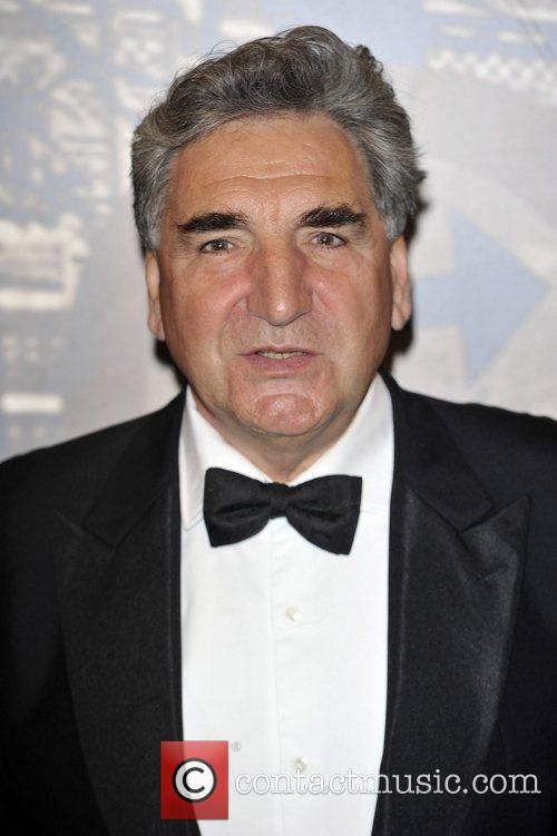 Jim Carter,  at the Specsavers Crime thriller...