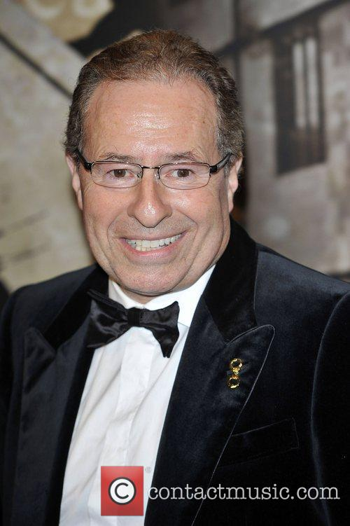 Peter James,  at the Specsavers Crime thriller...