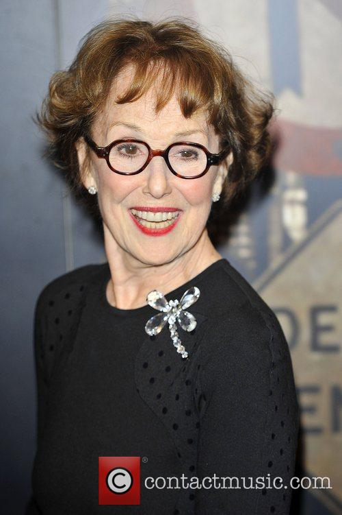 Una Stubbs,  at the Specsavers Crime thriller...