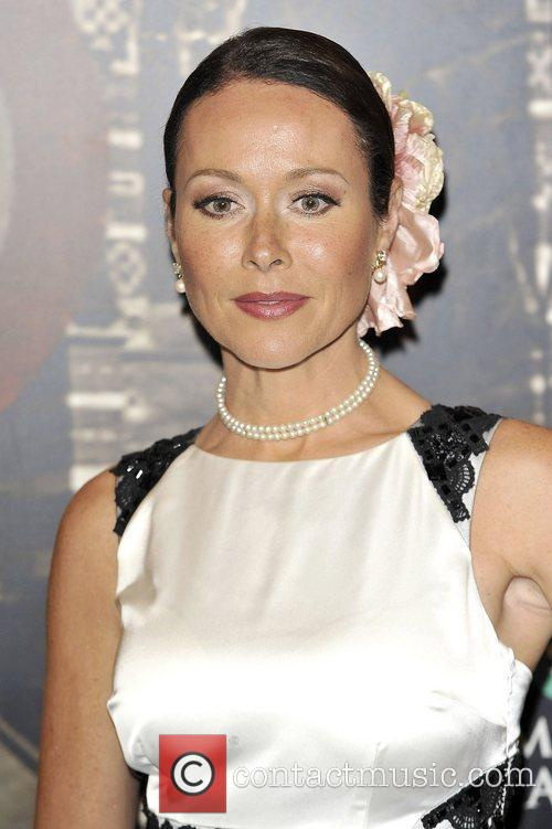 amanda mealing at the specsavers crime thriller 4133267