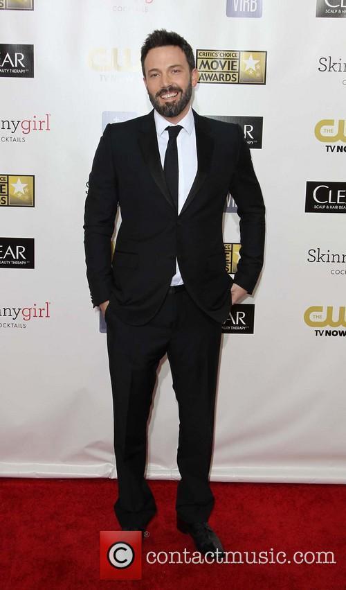 Ben Affleck, Critics Choice Awards