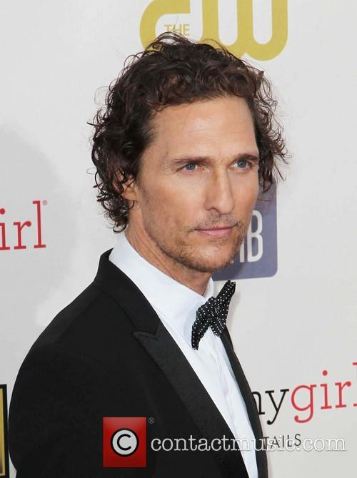 matthew mcconaughey 18th annual critics choice movie 20052011