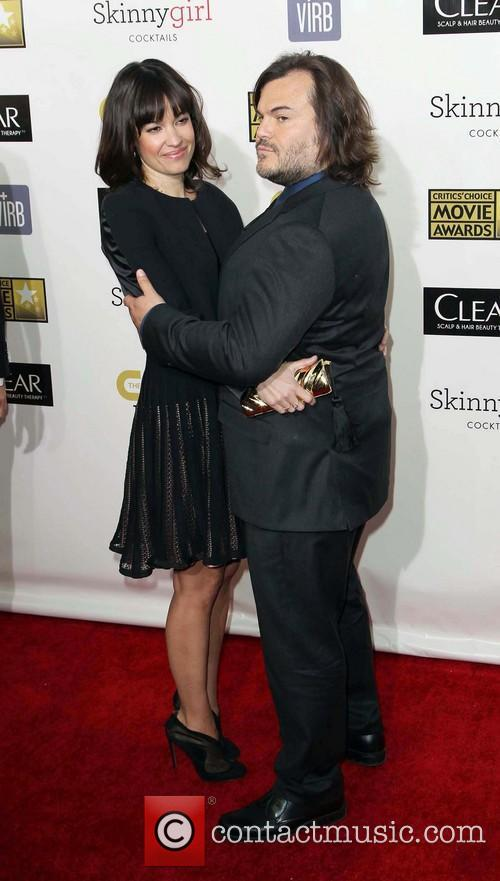Tanya Haden and Jack Black 5