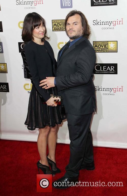Tanya Haden and Jack Black 3