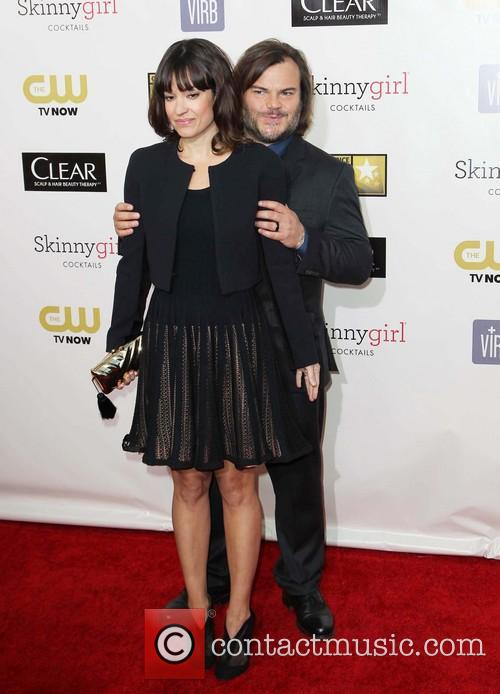 Tanya Haden and Jack Black 4