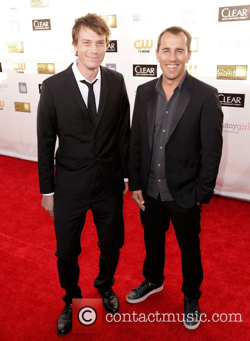 William Goldenberg - 18th Annual Critics' Choice Movie Awards held at Barker Hangar - Arrivals ...