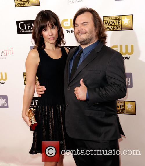 Jack Black and Tanya Haden 1