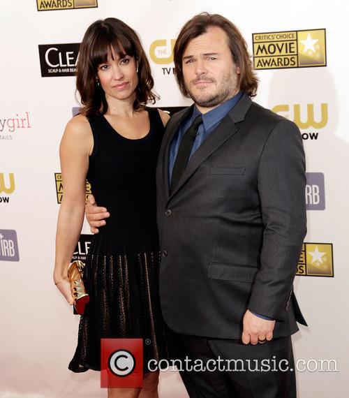 Jack Black and Tanya Haden 2