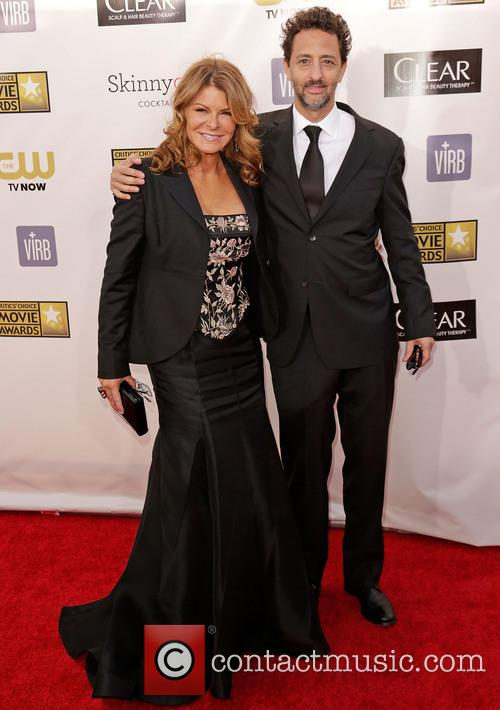 Lisa Heslov and Grant Heslov 2