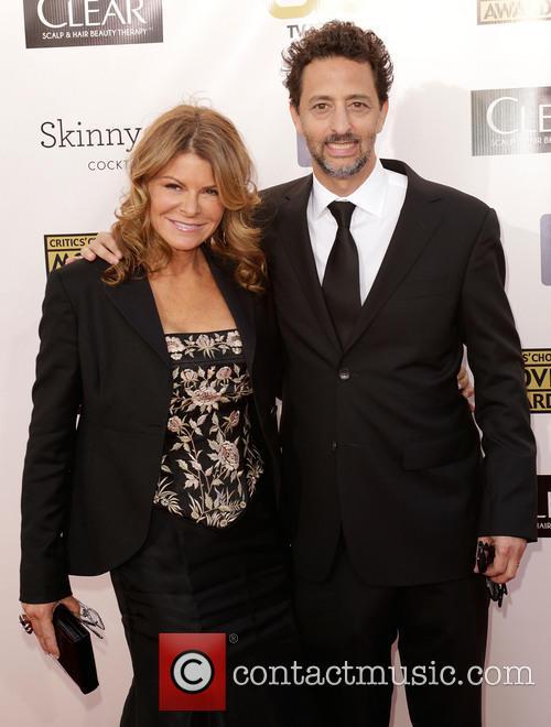 Lisa Heslov and Grant Heslov 1