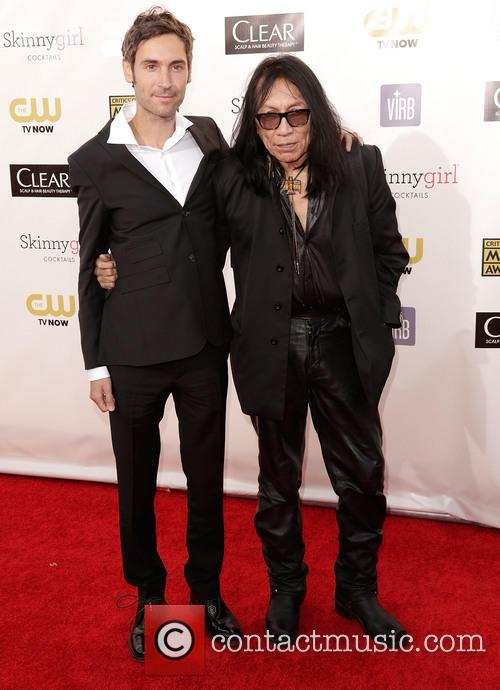 Malik Bendjelloul and Sixto Rodriguez 5