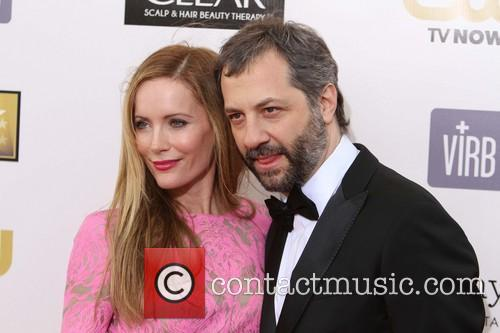 Leslie Mann and Judd Apatow 10