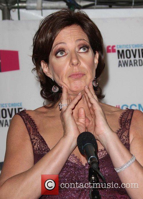 17th Annual Critic's Choice Movie Awards - Pressroom