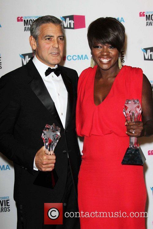 George Clooney, Viola Davis