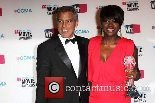 george clooney and viola davis 17th annual 5779284