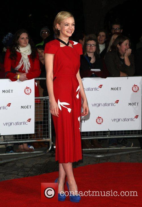 Carey Mulligan The Critics' Circle Film Awards held...