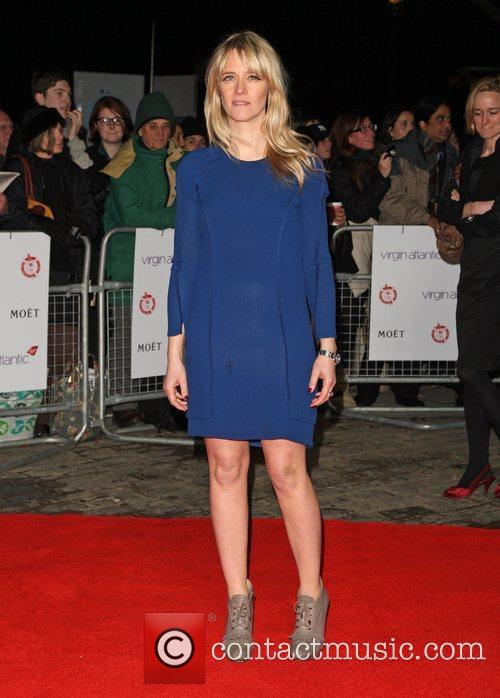 Edith Bowman The Critics' Circle Film Awards held...