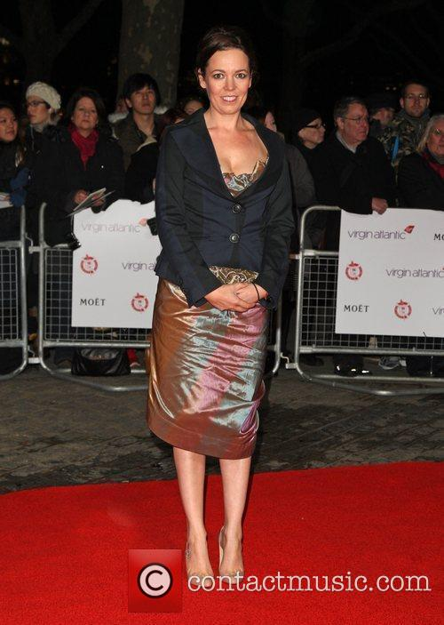 Olivia Colman The Critics' Circle Film Awards held...