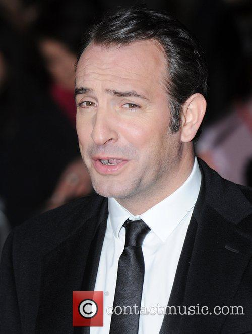 Jean Dujardin at London Film Critics' Circle Awards...