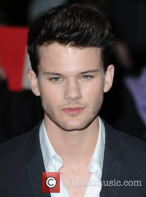 Jeremy Irvine at London Film Critics' Circle Awards...