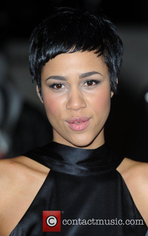 Zawe Ashton at London Film Critics' Circle Awards...