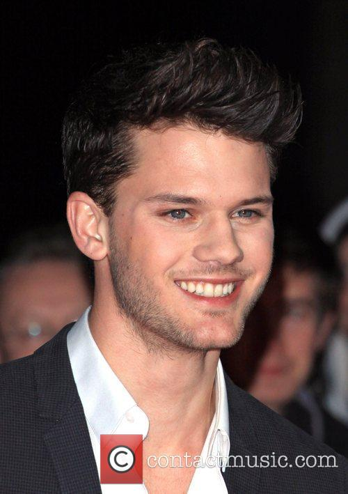 Jeremy Irvine The Critics' Circle Film Awards held...