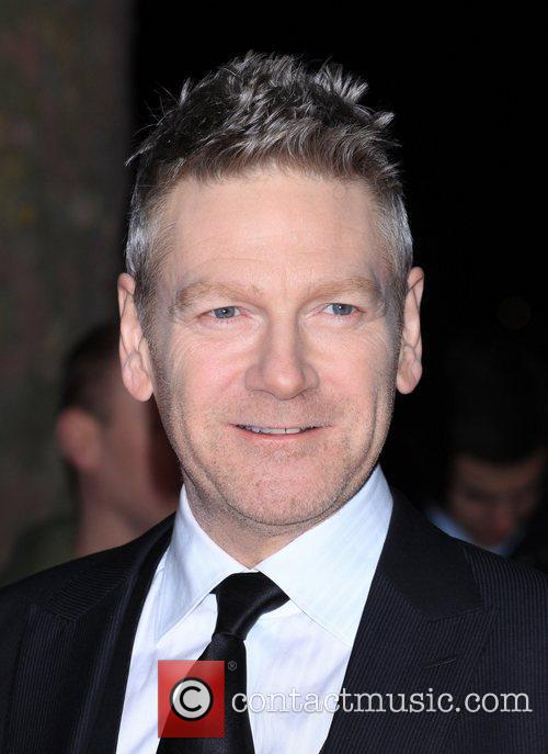 Kenneth Branagh The Critics' Circle Film Awards held...