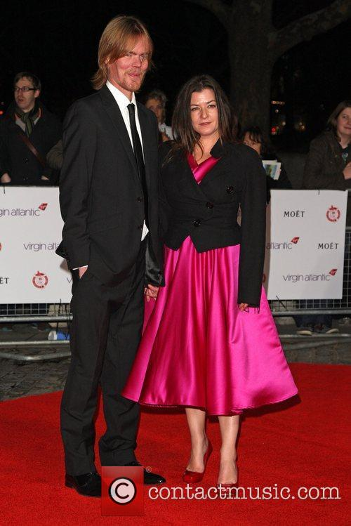 Lynne Ramsay and Rory Kinnear The Critics' Circle...