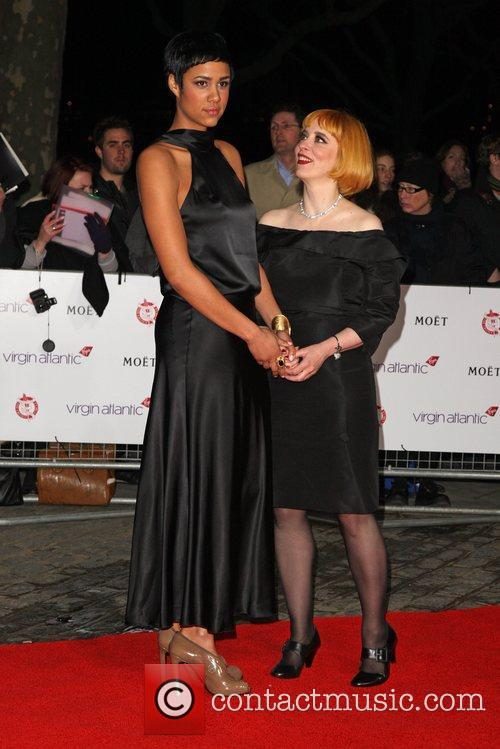 Zawe Ashton and Carol Morley The Critics' Circle...