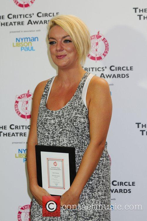 The Critic's Circle Theatre Awards at the Prince...