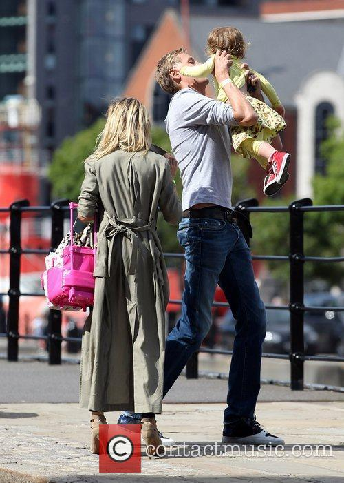 Peter Crouch and Abigail Clancy 4