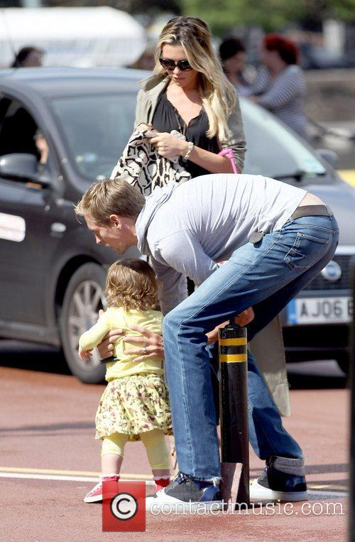 Peter Crouch and Abigail Clancy 5