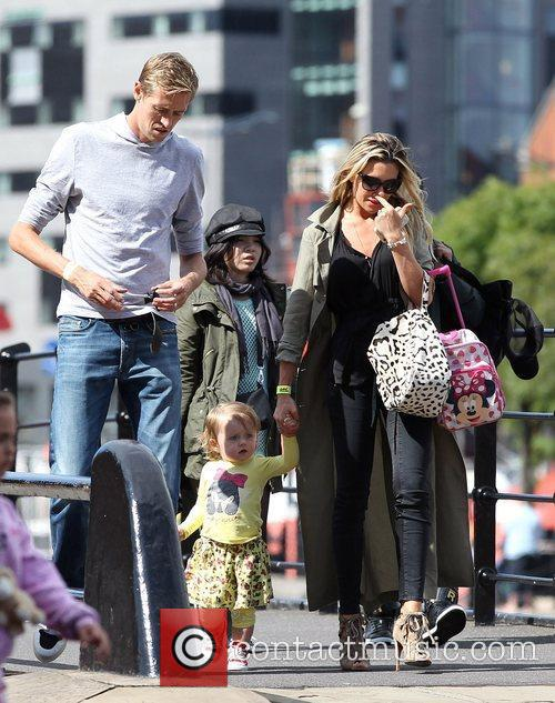 Peter Crouch and Abigail Clancy 13