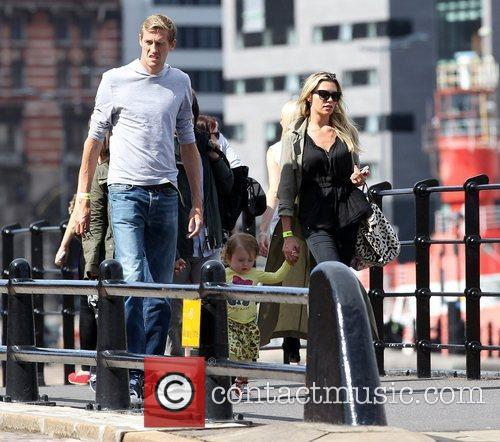 Peter Crouch and Abigail Clancy 14
