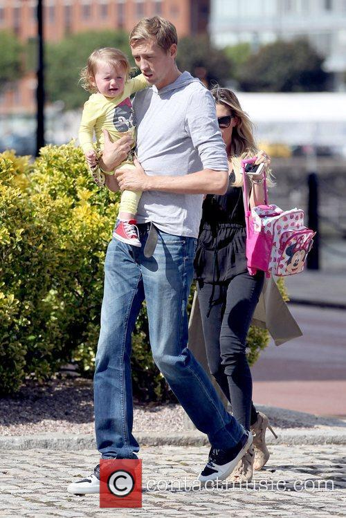 Peter Crouch and Abigail Clancy 1