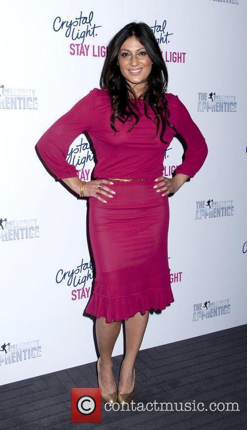 Anita Gohari Crystal Light celebrate the launch of...