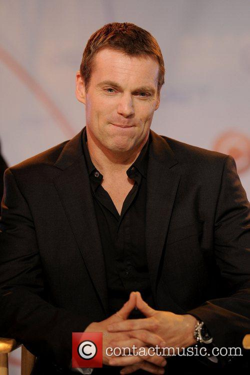 Michael Shanks  CTV Upfront 2012 press conference....