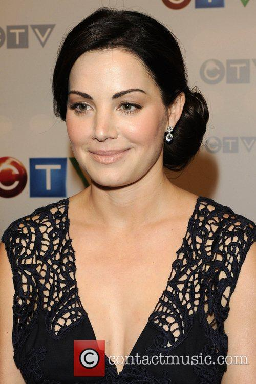 Erica Durance  CTV Upfront 2012 Presentation at...