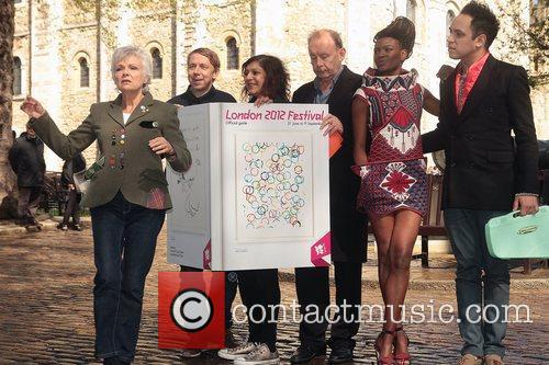 Julie Walters, Meera Syal, The Noisettes and Tower Of London 3