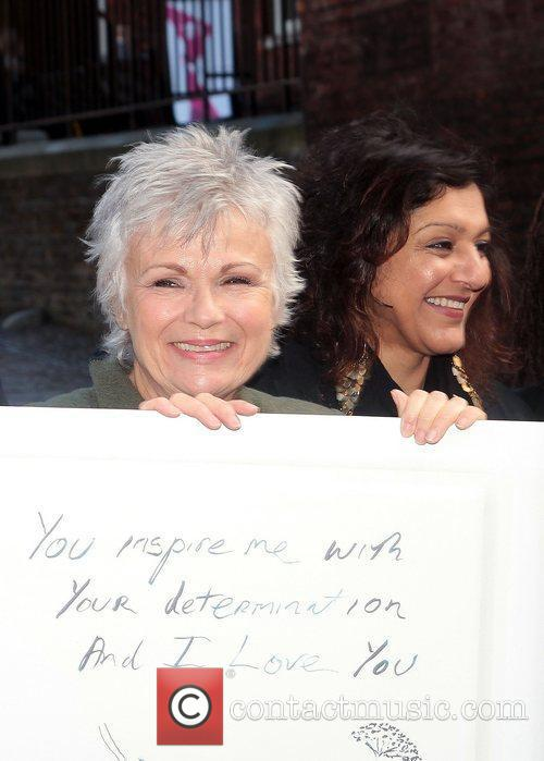 Julie Walters, Meera Syal and Tower Of London 5