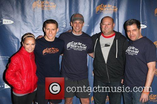 Kristin Chenowetz, David Linn, Seth Meyers, Scott Rosen,...