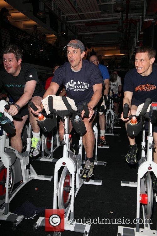 Seth Meyers, David Linn  Ride for Rare...