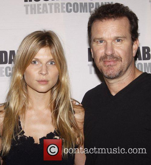 Clemence Poesy and Douglas Hodge 2