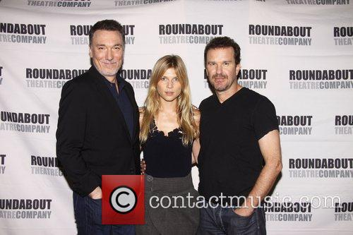 Clemence Poesy and Douglas Hodge 3