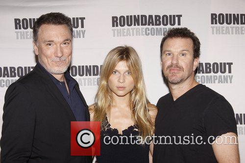 Clemence Poesy and Douglas Hodge 4
