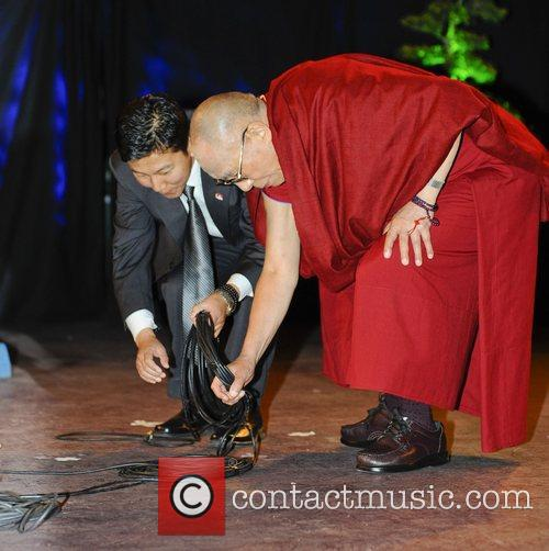 Dalai Lama and Royal Albert Hall 4
